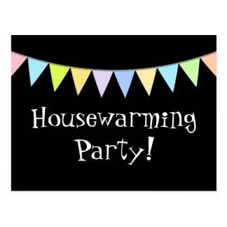 Housewarming postcards zazzle for When to throw a housewarming party