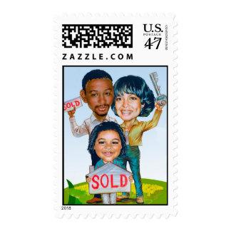 Housewarming Stamp