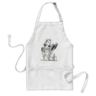Housewife Adult Apron