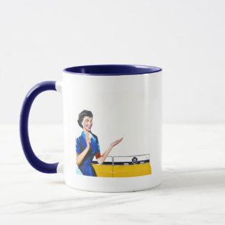 Housewife and New Washer Mug