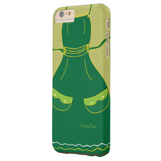 Housewife Apron Funny Female Barely There iPhone 6 Plus Case