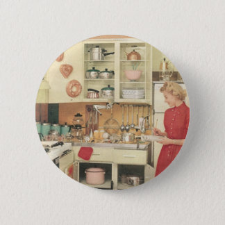 Housewife Button