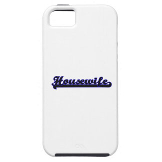 Housewife Classic Job Design iPhone 5 Case