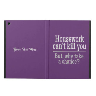 HOUSEWORK custom cases Case For iPad Air