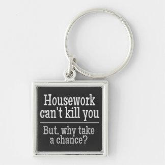 HOUSEWORK custom color key chain