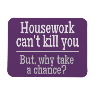 HOUSEWORK custom color magnet