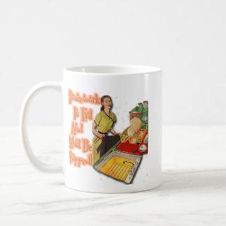 Housework is Evil 11 oz. Mug