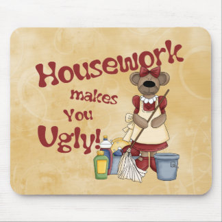 Housework Mouse Pad