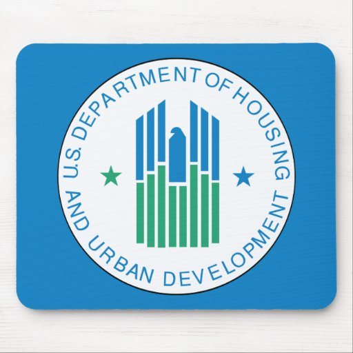 Housing and Urban Development Mouse Pad