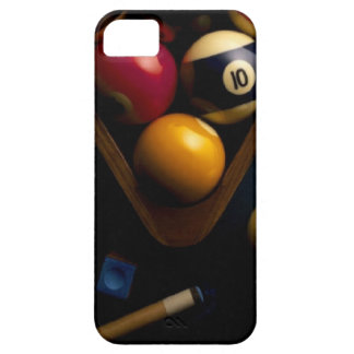 Housing for iPhone 5 model Billiard balls iPhone SE/5/5s Case