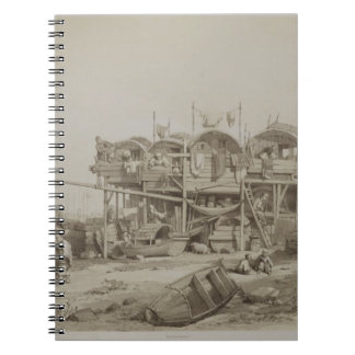 Housing for the Poor in the Inner Port of Macao, p Notebook