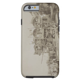 Housing for the Poor in the Inner Port of Macao, p Tough iPhone 6 Case