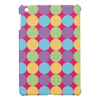 Housing ipad geometric design Lunares1 iPad Mini Cover