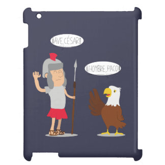 Housing iPad original design and funny Bird Caesar iPad Cases