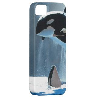 Housing iPhone 5 model orcas iPhone SE/5/5s Case