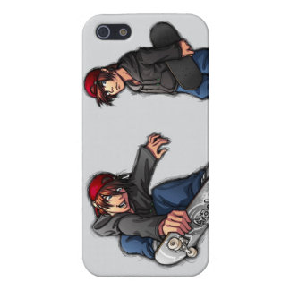 Housing Skater Iphone iPhone SE/5/5s Cover