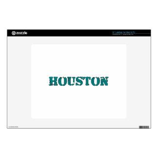 """Houston 12"""" Laptop Decals"""
