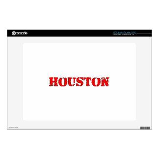 "Houston 13"" Laptop Skin"