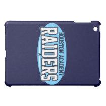 Houston Academy; Raiders iPad Mini Case