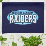 Houston Academy; Raiders Kitchen Towel