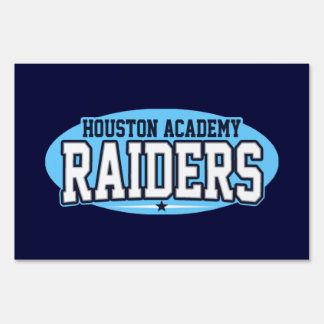 Houston Academy; Raiders Sign
