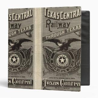 Houston and Texas Central Railway through Texas 2 Binder