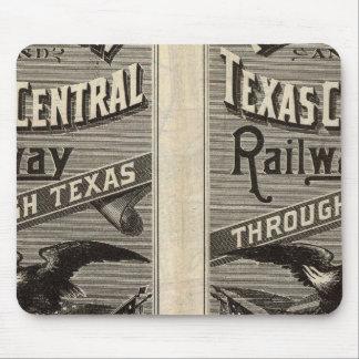 Houston and Texas Central Railway through Texas 2 Mouse Pad
