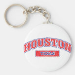 Houston Athletic Key Chains