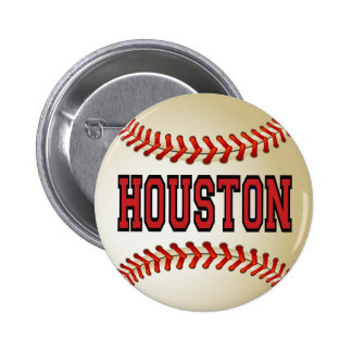 HOUSTON BASEBALL PIN