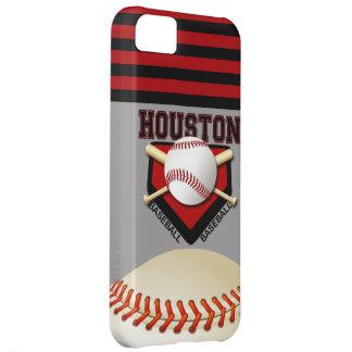 Houston Baseball iPhone 5C Cases