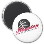Houston Basketball Magnets