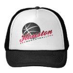 Houston Basketball Trucker Hat