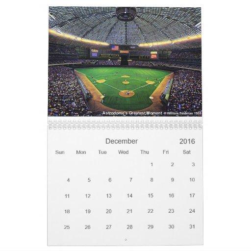 Houston Calender Calendar