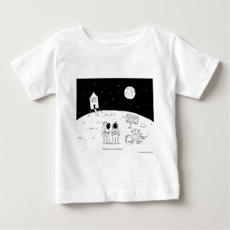 Houston Cartoon Apparel Baby T-Shirt