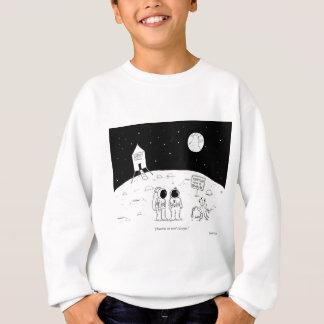 Houston Cartoon Apparel Sweatshirt