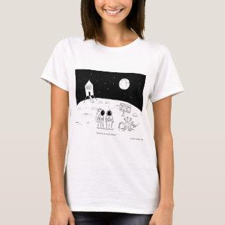 Houston Cartoon Apparel T-Shirt
