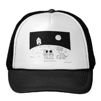 Houston Cartoon Apparel Trucker Hat