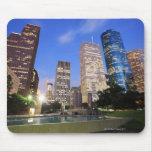 Houston céntrica, Tejas Tapetes De Ratones
