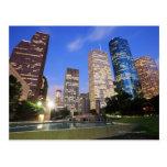 Houston céntrica, Tejas Tarjeta Postal