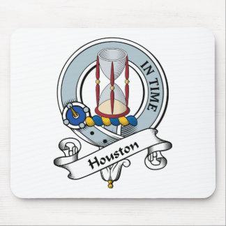 Houston Clan Badge Mouse Pad