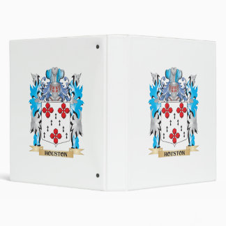 Houston Coat of Arms - Family Crest Binder