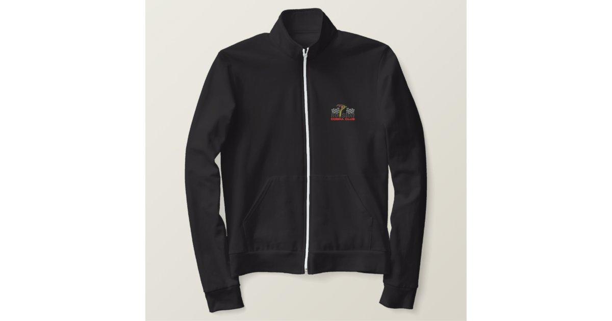Houston Cobra Club Embroidered Jacketshirt Embroidered Jacket
