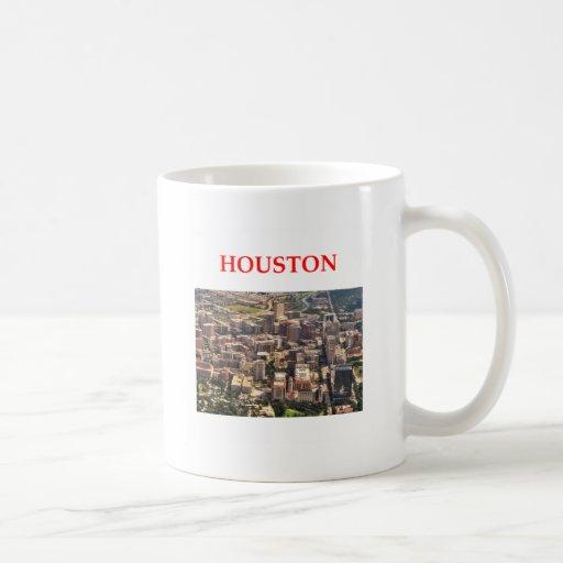 houston coffee mugs