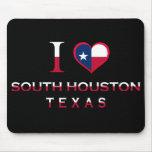 Houston del sur, Tejas Alfombrilla De Ratones