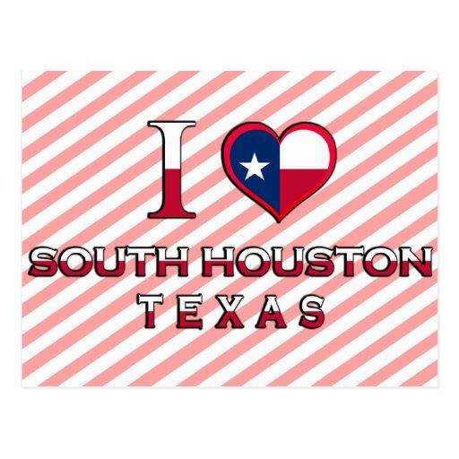 Houston del sur, Tejas Postal
