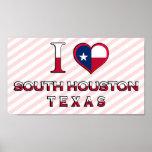 Houston del sur, Tejas Poster