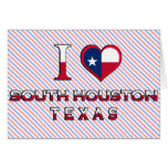 Houston del sur, Tejas Tarjetón