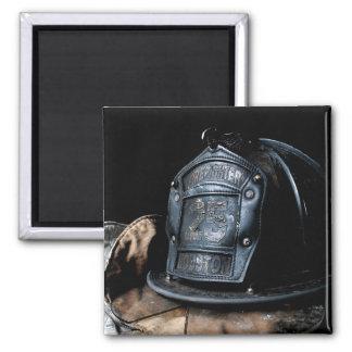 Houston Fire Fighter Magnet