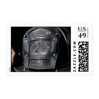 Houston Fire Fighter Postage