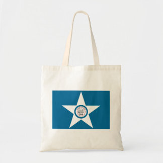 Houston Flag Canvas Bags